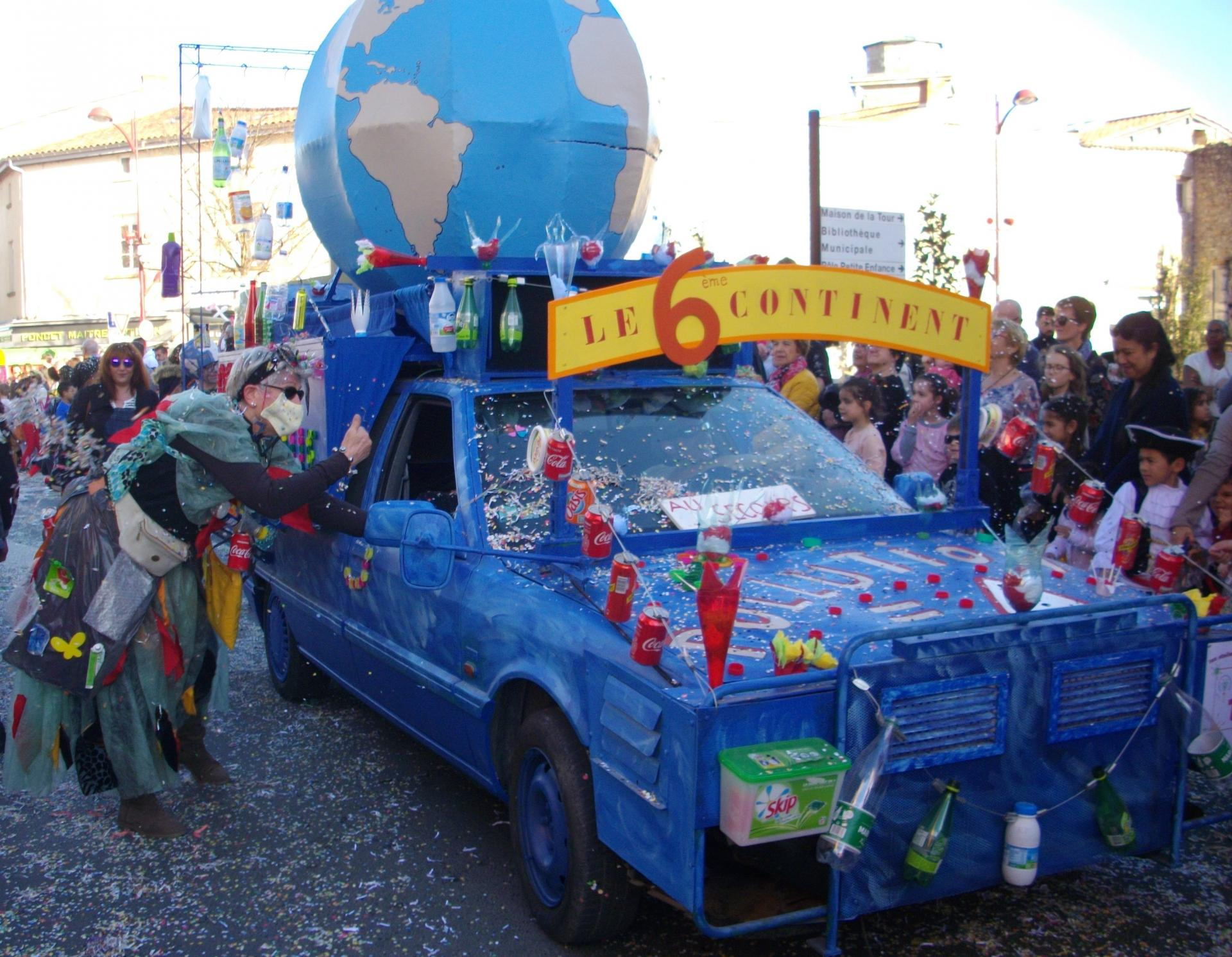 Carnaval Irigny 2019