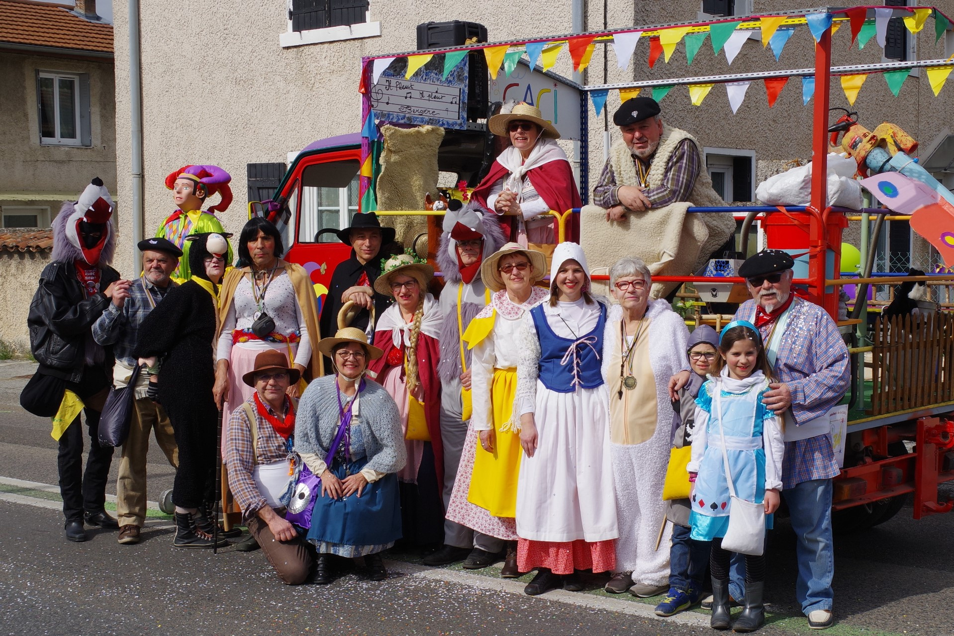 Carnaval de Saint Pierre de Chandieu