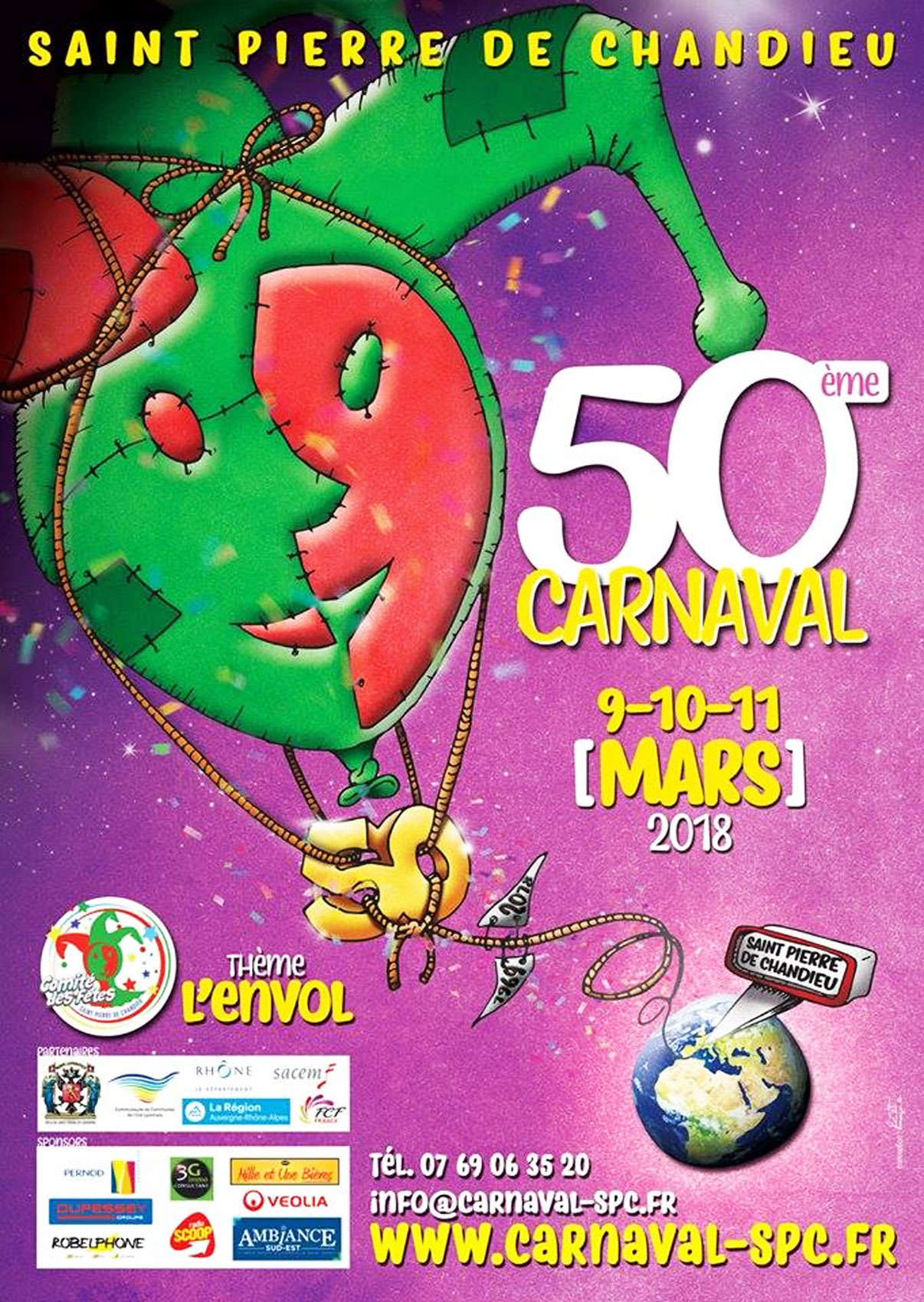 Carnaval saint pierre de chandieu 1